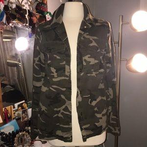 Camo jacket/shirt